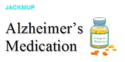 Alzheimers Medication