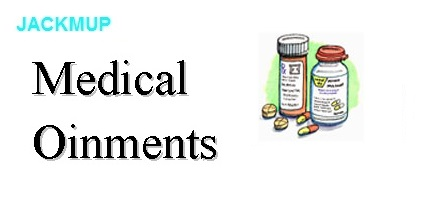 Medical Ointments