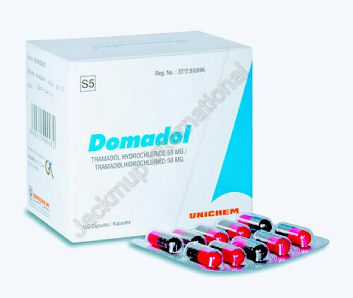 Muscle relaxant and Pain Products | Domadol | Jackmup
